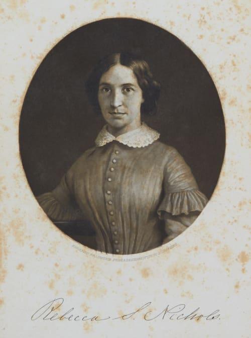Rebecca S. Nichols Hawkins, E.C.   (British)