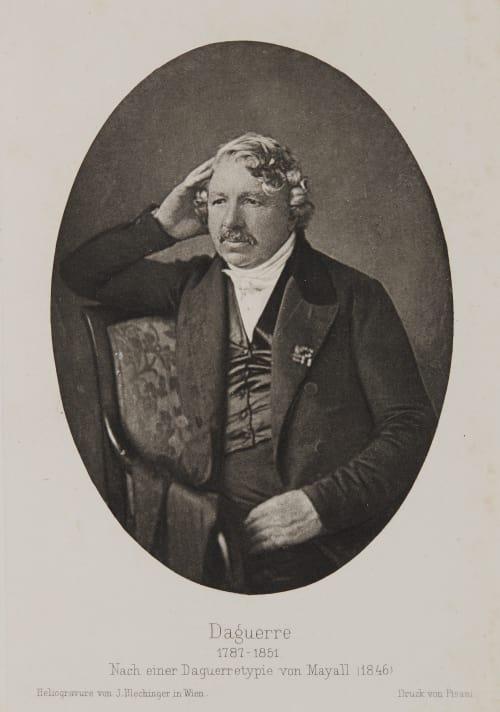 Daguerre 1787 – 1851 Meade, Charles Richard  (American, 1826-1858)