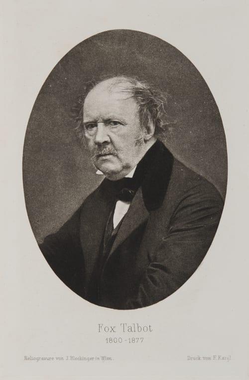 Fox Talbot 1800 – 1877 Moffat, John  (Scottish, 1819-1894)