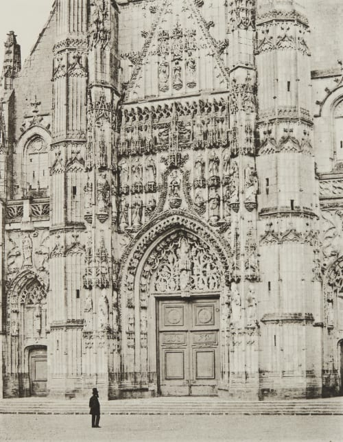 West Portal, Church of St. Requier  Ohm and Grossman (inventor)