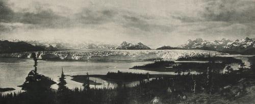 Columbia Glacier, From Heather Island Curtis, Edward Sherrif  (American, 1868-1952)