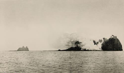 Bogoslof Volcano, Bering Sea Merriam, Clinton Hart  (American, 1855-1902)