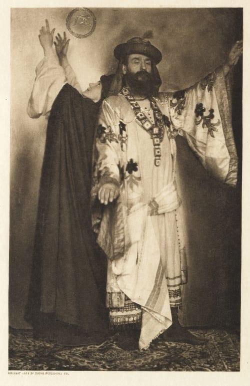 Plate VII Hanscom, Adelaide  (American, 1876-1932)