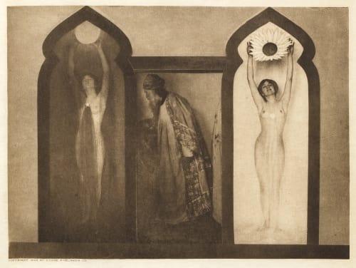 Plate VIII Hanscom, Adelaide  (American, 1876-1932)