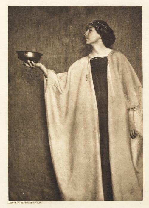 Plate IX Hanscom, Adelaide  (American, 1876-1932)