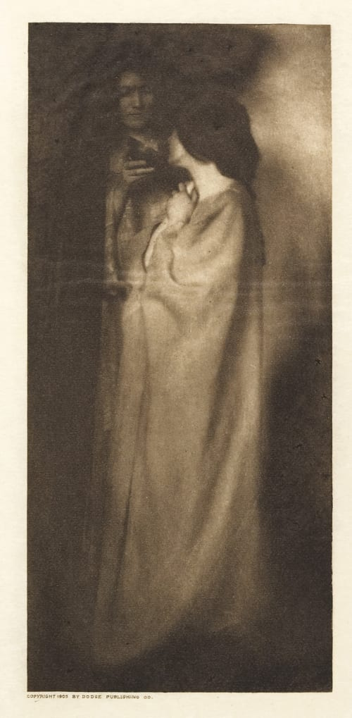 Plate XIII Hanscom, Adelaide  (American, 1876-1932)