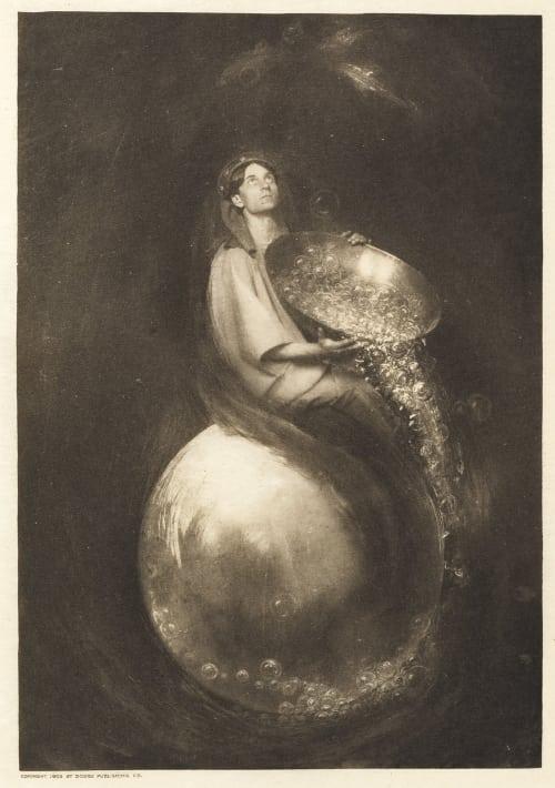 Plate XIV Hanscom, Adelaide  (American, 1876-1932)