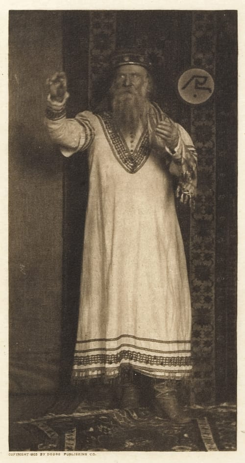 Plate XIX Hanscom, Adelaide  (American, 1876-1932)