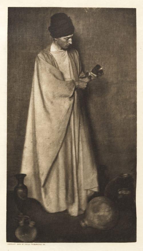 Plate XXI Hanscom, Adelaide  (American, 1876-1932)