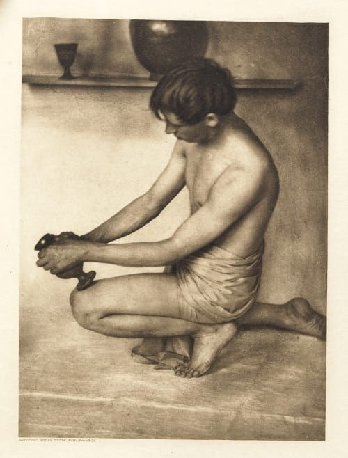 Plate XXII Hanscom, Adelaide  (American, 1876-1932)