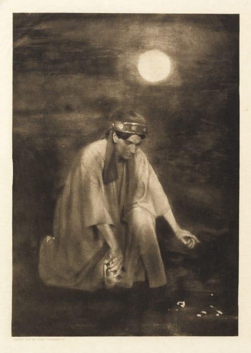 Plate XXIV Hanscom, Adelaide  (American, 1876-1932)