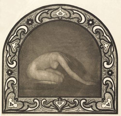 Plate XXV Hanscom, Adelaide  (American, 1876-1932)