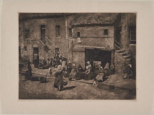 Fife Fisher Women Hill, David Octavious  (Scottish, 1802-1870)Adamson, Robert  (Scottish, 1821-1848)