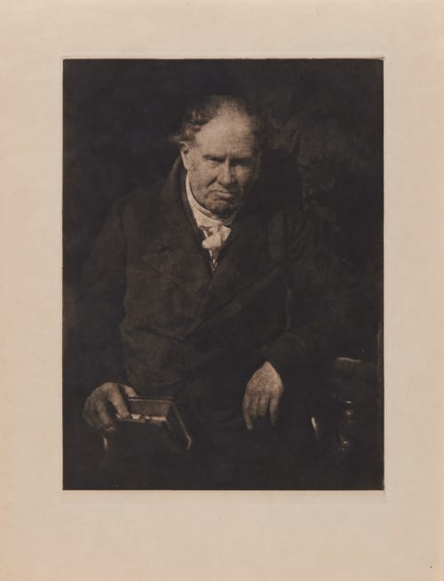 Prof Alexander Monro Hill, David Octavious  (Scottish, 1802-1870)Adamson, Robert  (Scottish, 1821-1848)