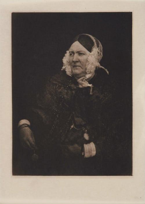Old Lady with Eyeglasses Hill, David Octavious  (Scottish, 1802-1870)Adamson, Robert  (Scottish, 1821-1848)
