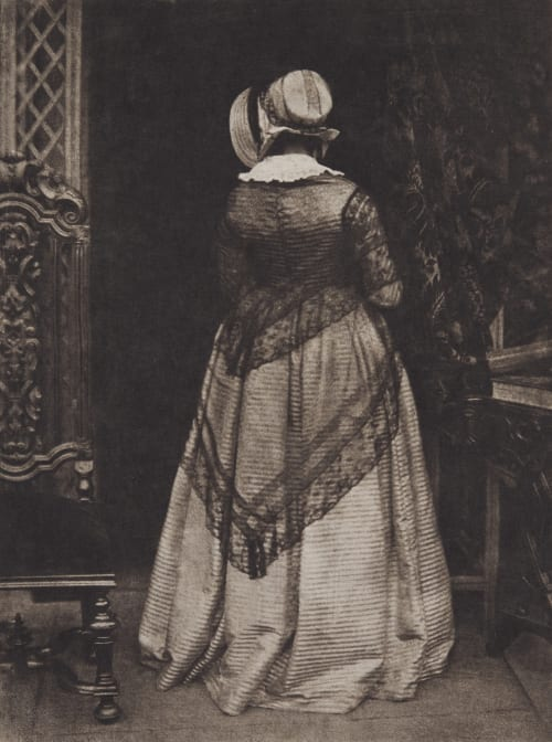The Lady Ruthven Hill, David Octavious  (Scottish, 1802-1870)Adamson, Robert  (Scottish, 1821-1848)