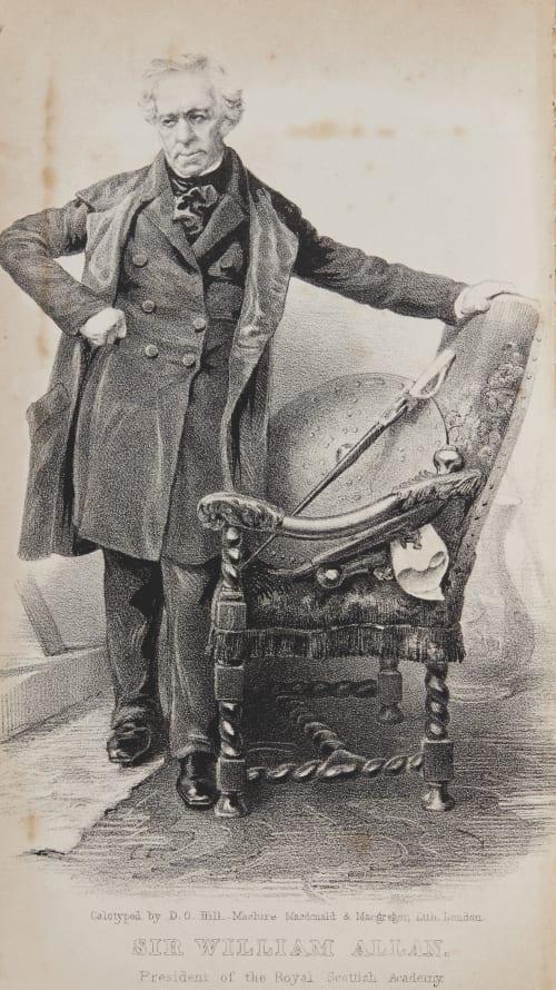 Sir William Allan Hill, David Octavious  (Scottish, 1802-1870)Adamson, Robert  (Scottish, 1821-1848)