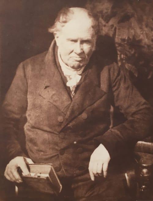 Professor Alexander Monro Hill, David Octavious  (Scottish, 1802-1870)Adamson, Robert  (Scottish, 1821-1848)