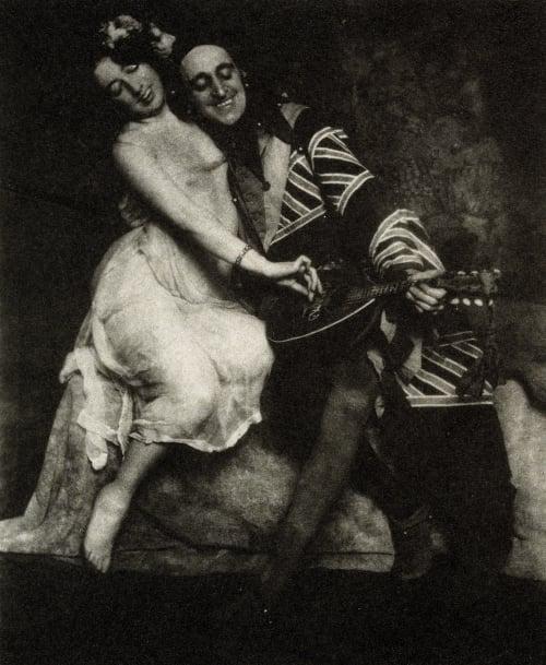 Love Is As The Wind Is Hiller, Lejaren  (American, 1880-1969)
