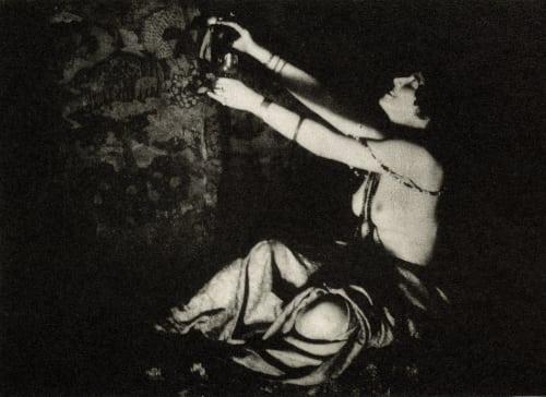 The Wine of Columbine Hiller, Lejaren  (American, 1880-1969)