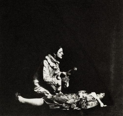 The Curtain Hiller, Lejaren  (American, 1880-1969)