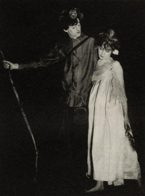 Wanderlure Hiller, Lejaren  (American, 1880-1969)