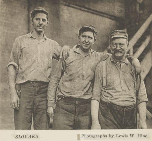 Slovaks Hine, Lewis  (American, 1874-1940)
