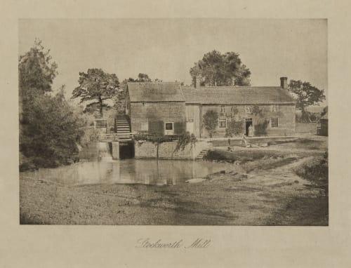 Stockworth Mill Unknown