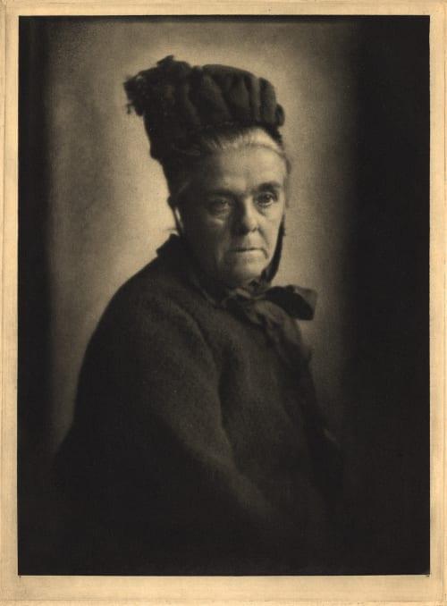 Mrs. Starling Hoppe, E.O.  (German, 1878-1972)