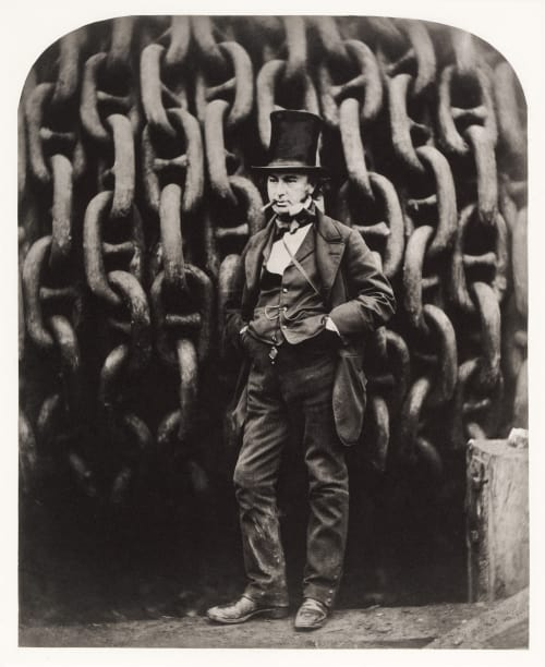 Isambard Kingdom Brunel Howlett, Robert  (British, 1831-1858)