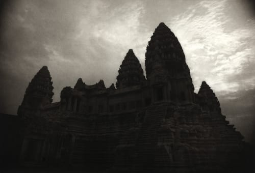 Angkor Wat 79 Izu, Kenro  (Japanese, b.1949)