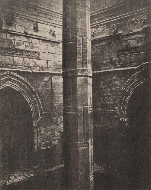 Nilometer at Cairo James, Sir Henry