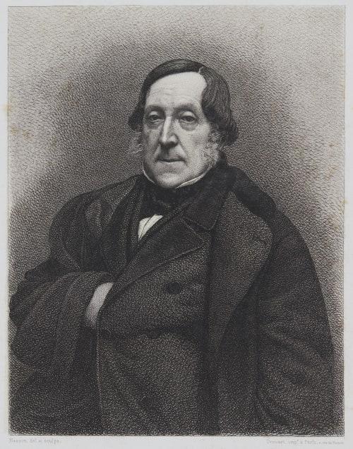 Rossini Nadar  (French, 1820–1910)