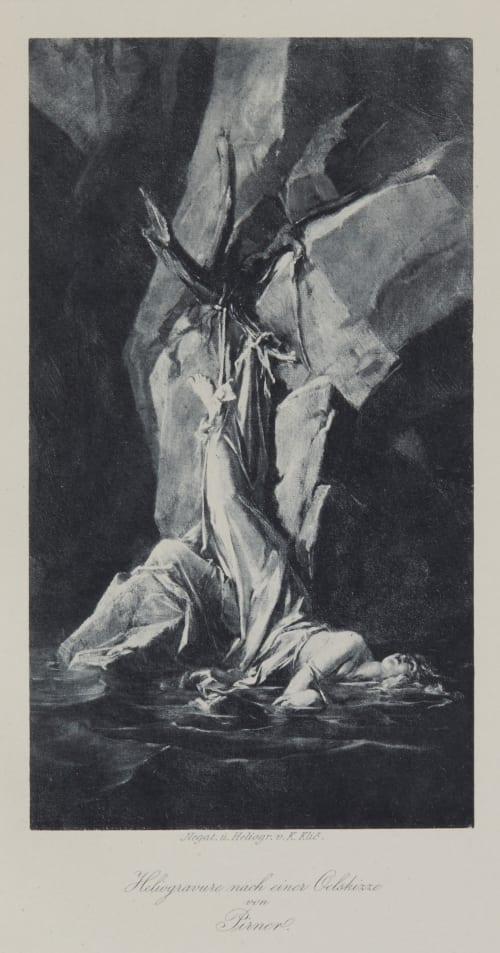 Negat. u. Heliogr. v. K. Klic Klic, Karl  (Austrian, 1841-1926)