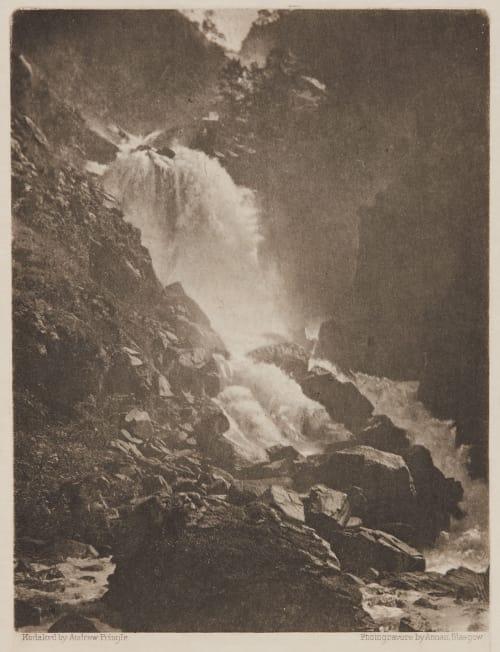 Lotefos Waterfall Pringle, Andrew  (British)