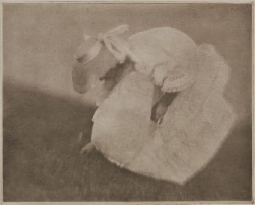 On The Hillside (A Study of Values) Kuehn, Heinrich  (Austrian-German, 1866-1944)
