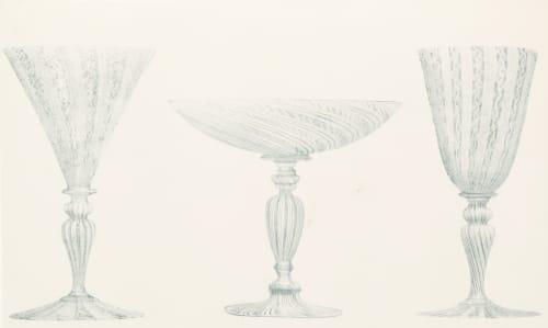 Verrerie Berthier, Paul Marcellin  (French, 1822-1912)