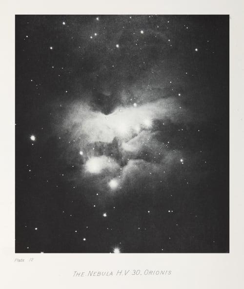 The Nebula H.V. 30, Orionis Keeler, James Edward  (American, 1857-1900)