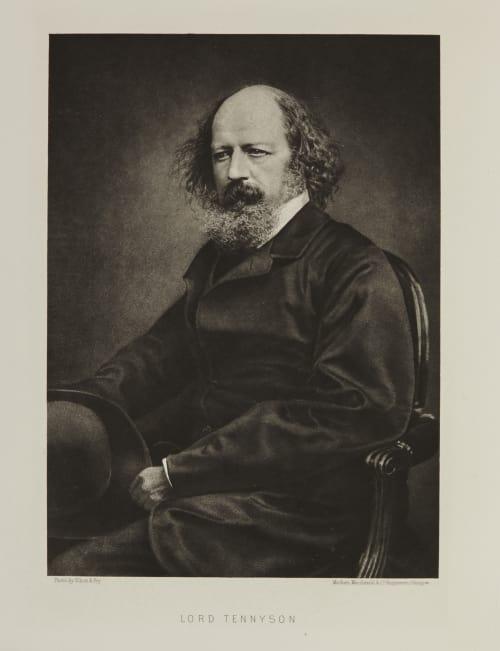 Lord Tennyson Elliott, Joseph John  (British, 1835-1903,)Fry, Clarence Edmund  (British, 1840-1897)