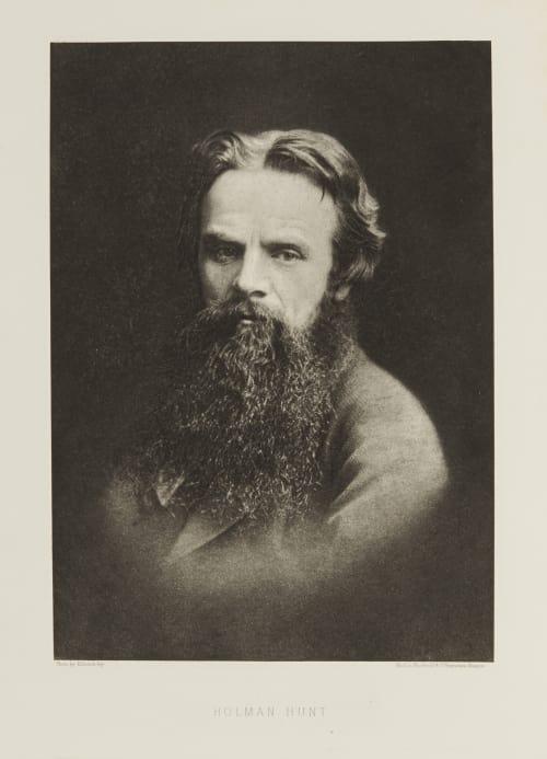 Holman Hunt Elliott, Joseph John  (British, 1835-1903,)Fry, Clarence Edmund  (British, 1840-1897)