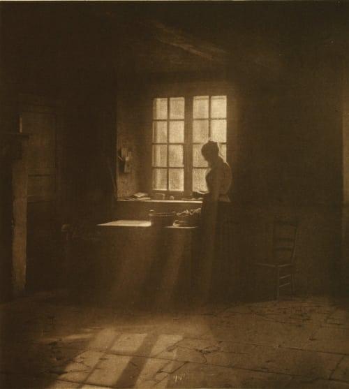 Interieur Marissiaux, Gustave  (Belgian, 1872-1929)