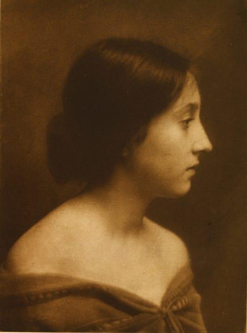 Jeune Fille Marissiaux, Gustave  (Belgian, 1872-1929)