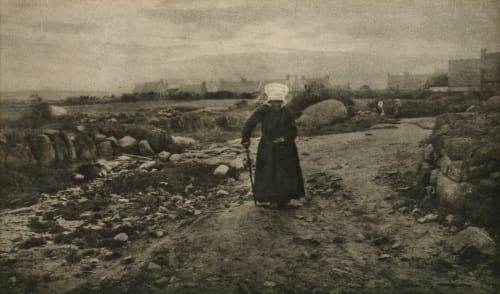 Par les Chemins de la Lande Marissiaux, Gustave  (Belgian, 1872-1929)