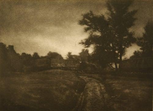 Le Hameau Marissiaux, Gustave  (Belgian, 1872-1929)