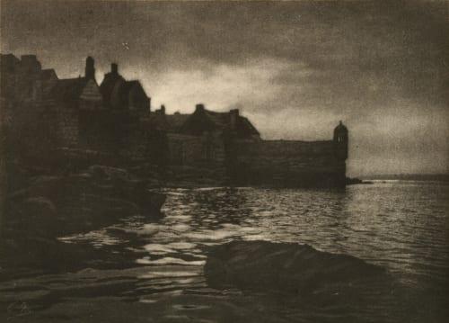 Roscoff Marissiaux, Gustave  (Belgian, 1872-1929)
