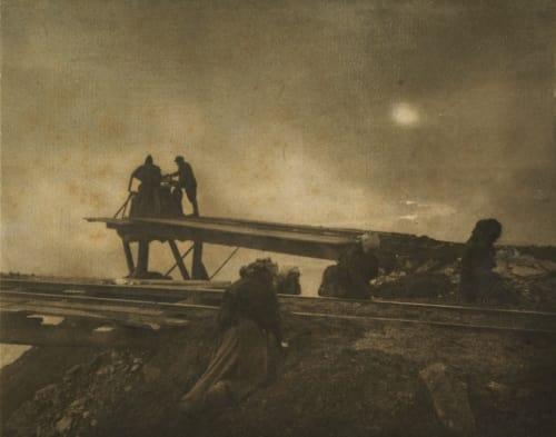 Le Terril Marissiaux, Gustave  (Belgian, 1872-1929)