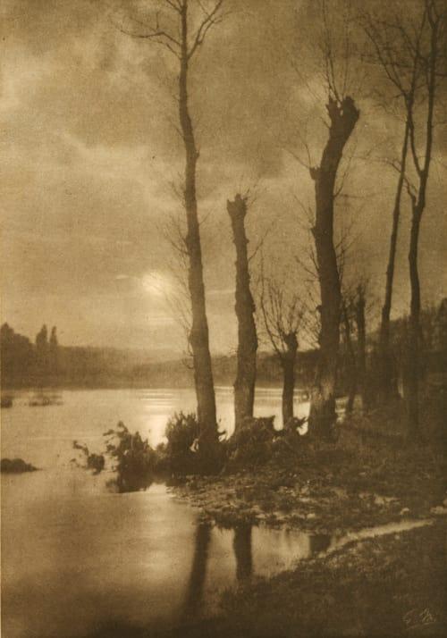 Fin d'Automne Marissiaux, Gustave  (Belgian, 1872-1929)
