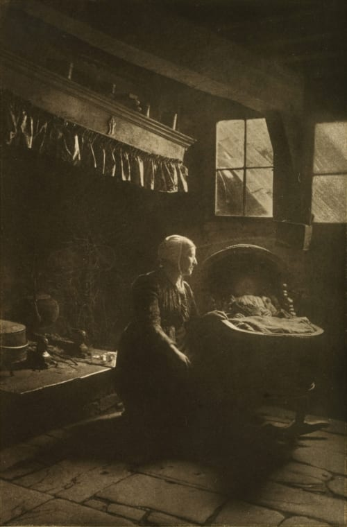 Grand'Mere Marissiaux, Gustave  (Belgian, 1872-1929)