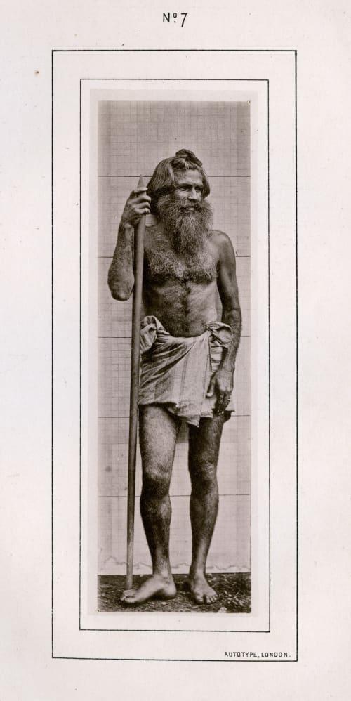 """Nastufi """"The Little Savage"""" Bourne, Samuel  (British, 1834-1912)Shepherd, Charles  (British, 1858-1878)"""