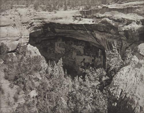 The Cliff Palace Nordenskiöld, Gustav  (Swedish, 1868-1895)